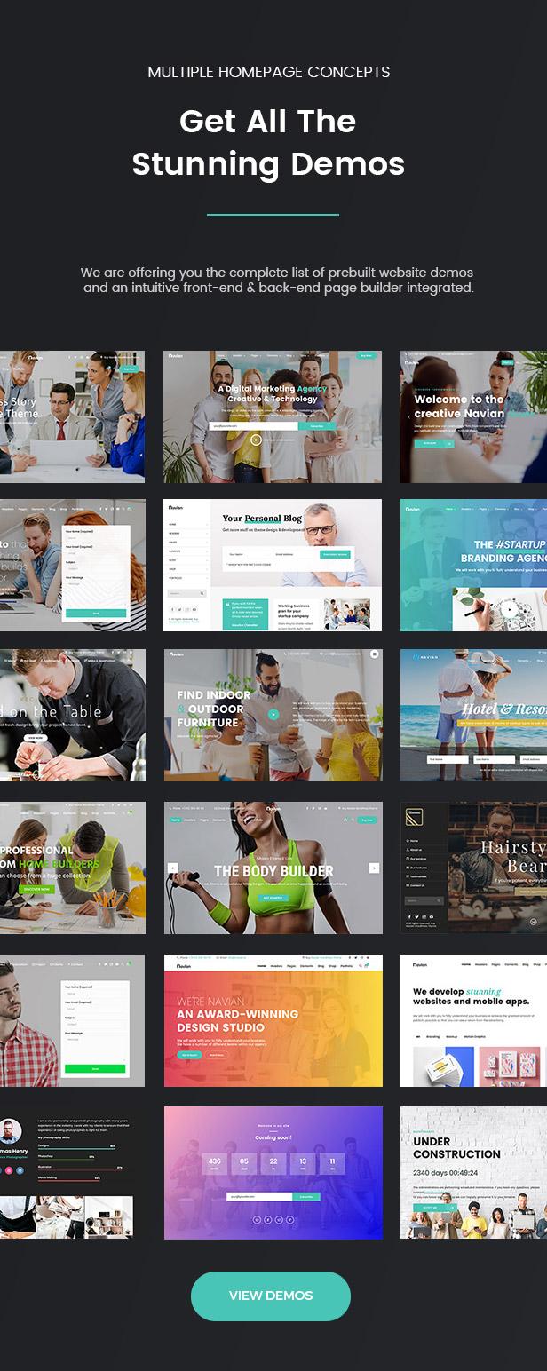 demo - Navian - Multi-Purpose Responsive WordPress Theme