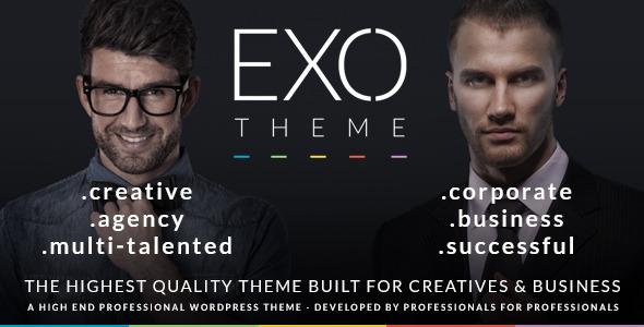 exo - Spectrum - Multi-Trade Construction Business Theme