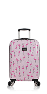 f7d4c784 9945 46a9 8502 01786094a03d.  CR0,0,150,300 PT0 SX150 V1    - Betsey Johnson Designer 20 Inch Carry On - Expandable (ABS + PC) Hardside Luggage - Lightweight Durable Suitcase With 8-Rolling Spinner Wheels for Women (Covered Roses)