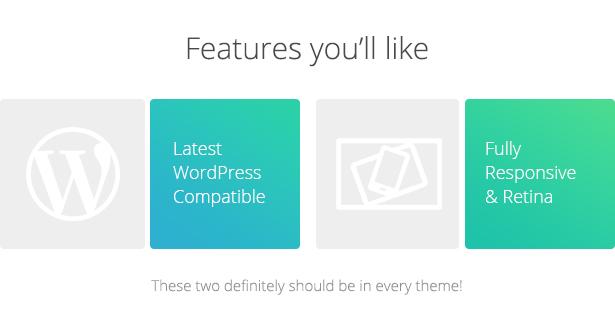 features - Eco Nature - Environment & Ecology WordPress Theme