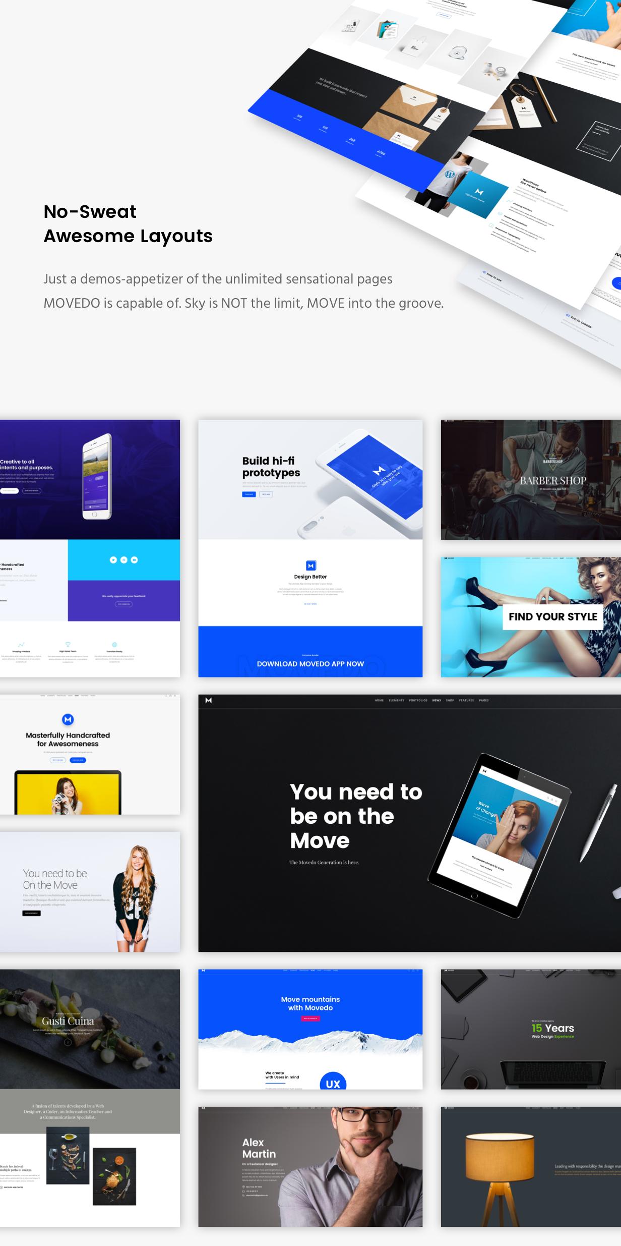 layouts2 - Movedo - Responsive Multi-Purpose WordPress Theme