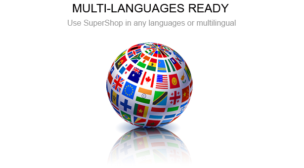 multi language - SuperShop – Responsive Prestashop 1.6 & 1.7 Theme