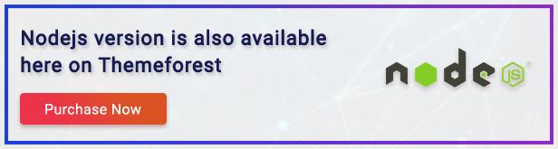 nodejs version - Minible - Admin & Dashboard Template