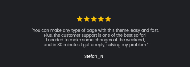 review 1 - Navian - Multi-Purpose Responsive WordPress Theme