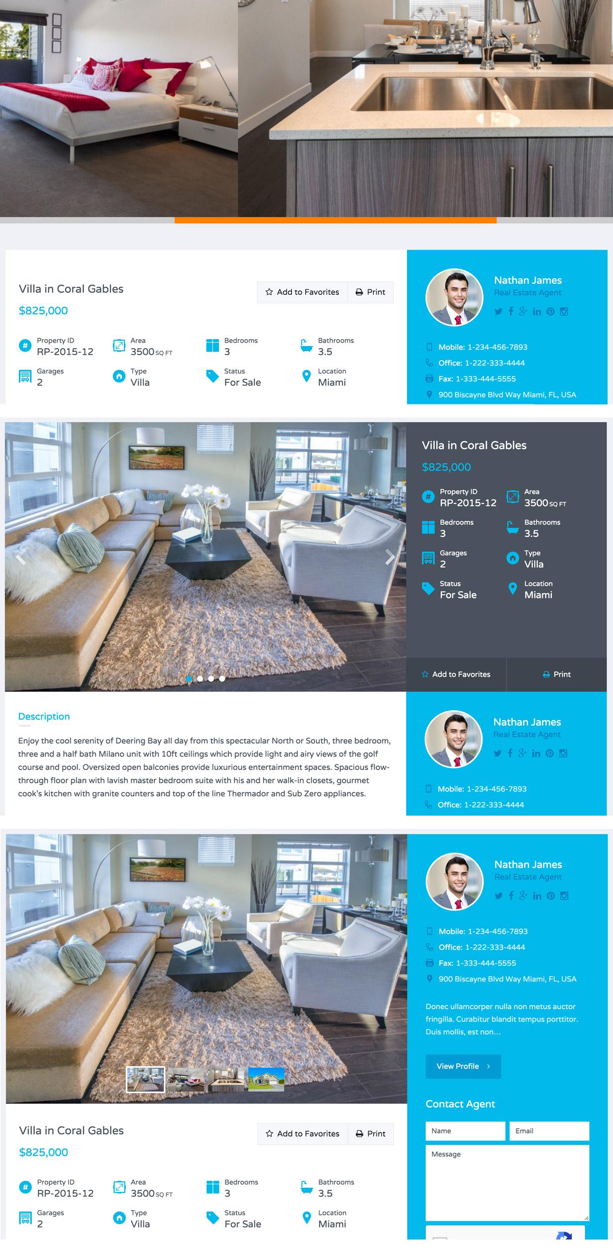 rp 05 - RealPlaces - Estate Sale and Rental WordPress Theme