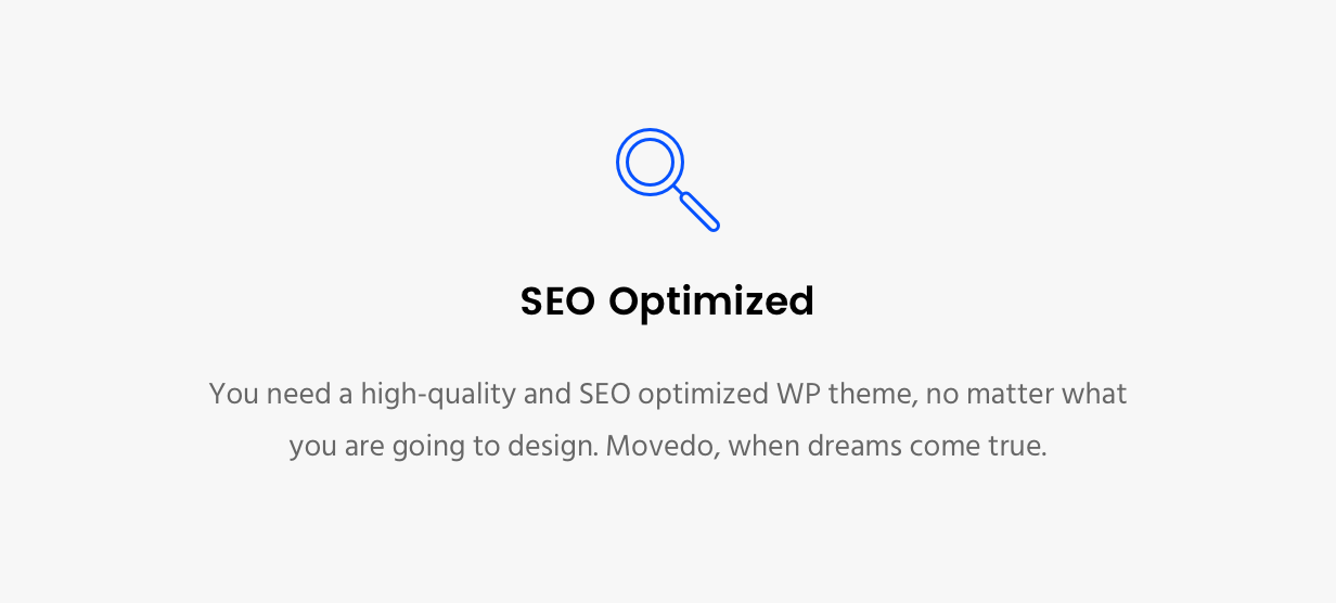 seo - Movedo - Responsive Multi-Purpose WordPress Theme