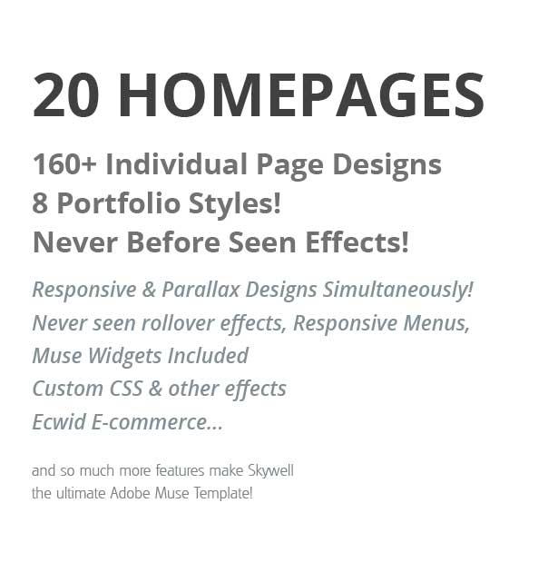 skywell 2 02 - Skywell - MultiPurpose Adobe Muse Template