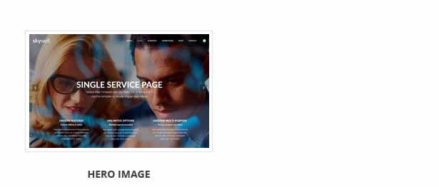 skywell 2 28 - Skywell - MultiPurpose Adobe Muse Template