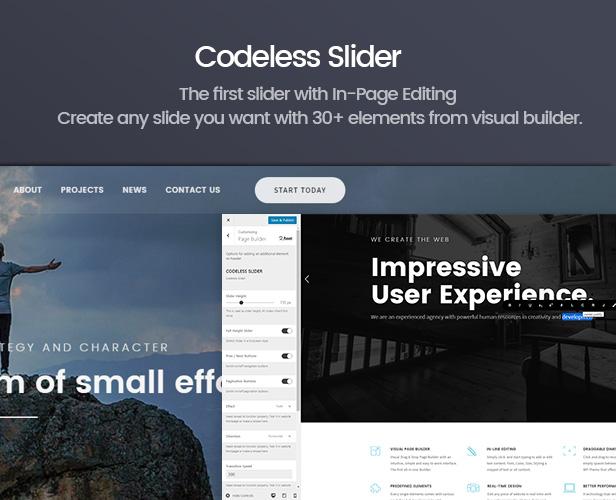 slider2 - Folie | Creative Multi-Purpose Theme