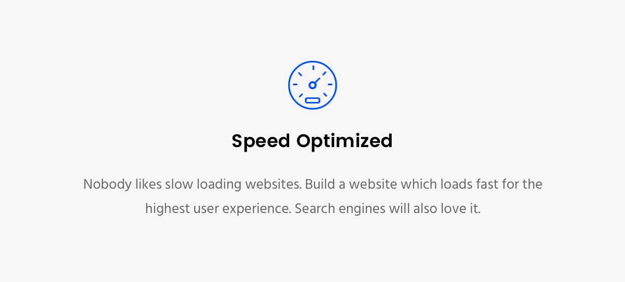 speed optimized - Movedo - Responsive Multi-Purpose WordPress Theme