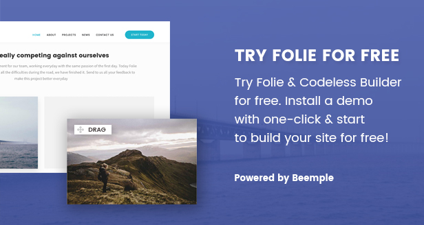try - Folie | Creative Multi-Purpose Theme