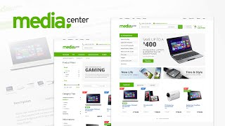 v1 - MediaCenter - Electronics Store WooCommerce Theme