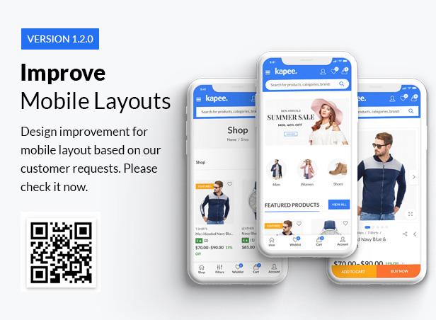 version 1 2 0 - Kapee - Modern Multipurpose WooCommerce Theme
