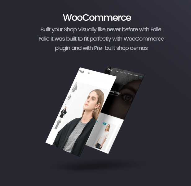 woo - Folie | Creative Multi-Purpose Theme