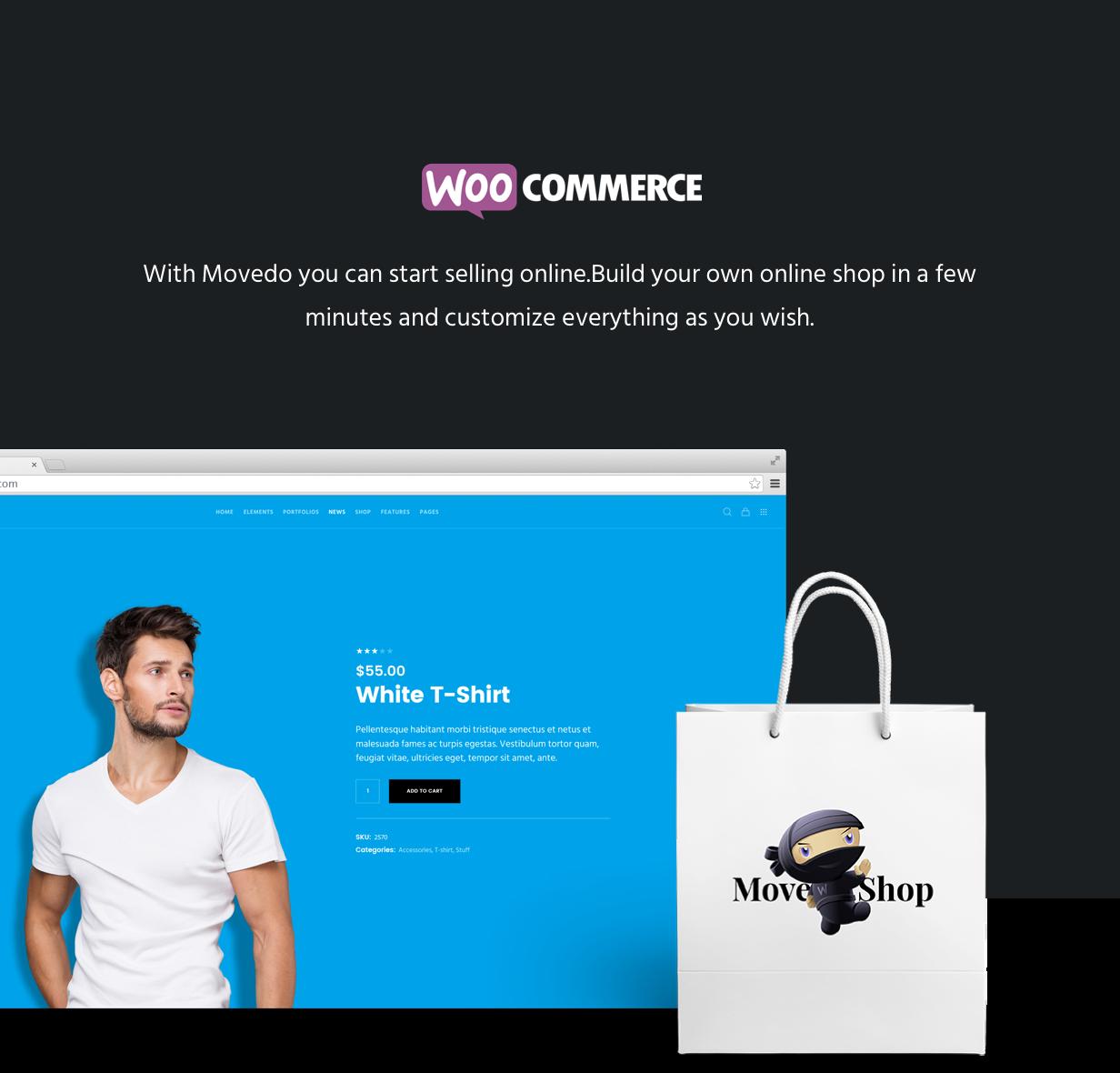 woocommerce - Movedo - Responsive Multi-Purpose WordPress Theme