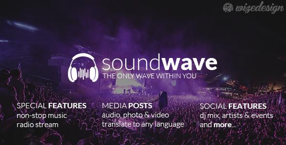 00 thumbnail.  large preview - SoundWave - The Music Vibe WordPress Theme