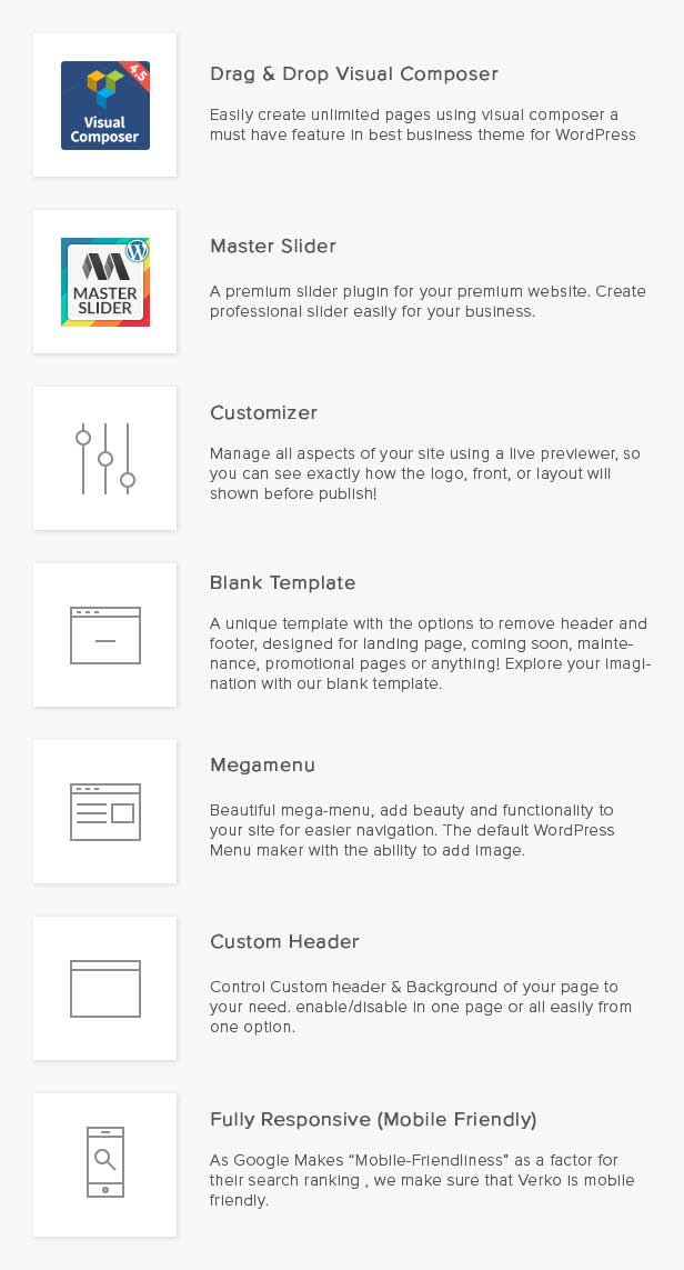 05 - Verko | Responsive Business & One Page WP Theme