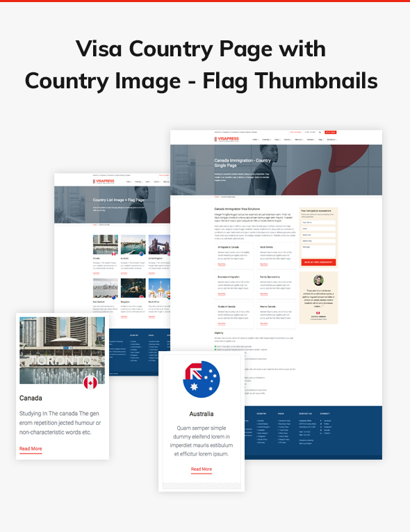 05 country page - VisaHub - Immigration Consulting WordPress Theme