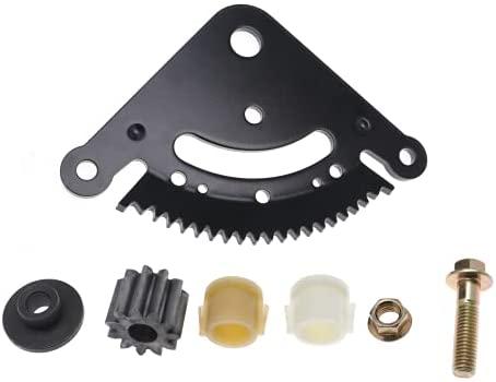 1628995844 31ebyd1 1kS. AC  - Steering Sector Pinion Gear 19 Tooth for John Deere for LA100 LA102 LA105 LA115 LA125 LA130 LA135 LA140 LA145 LA150 LA155 LA165 LA175 Lawn Mower Tractors Replace GX21924BLE GX20053 GX20054 GX21994