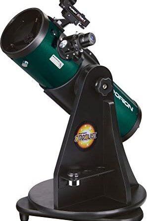 1629386162 41H8mMc PTL. AC  297x445 - Orion 10015 StarBlast 4.5 Astro Reflector Telescope (Teal)