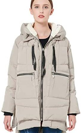 1629646601 41iVuxcHHML. AC  271x445 - Orolay Women's Thickened Down Jacket