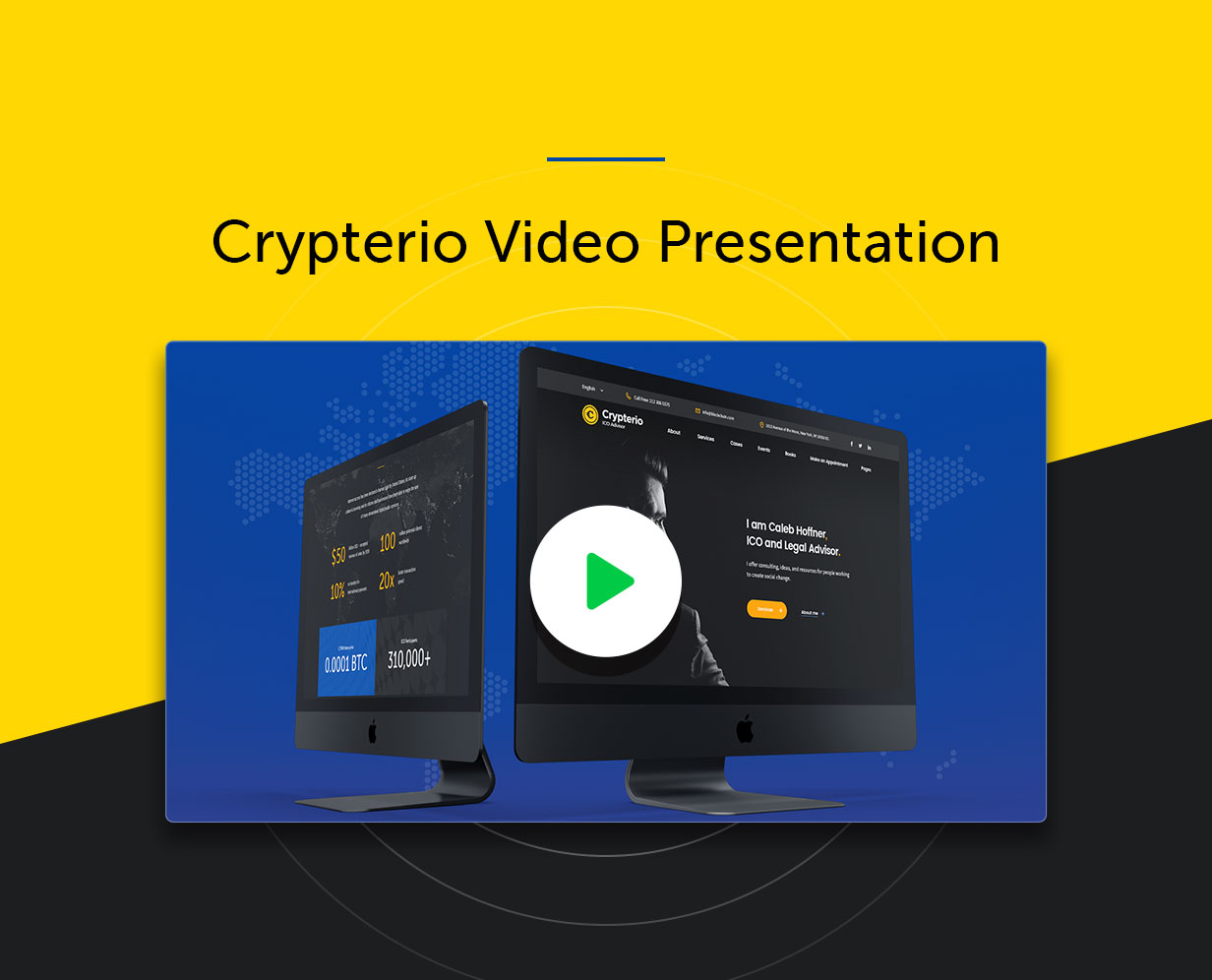 1629785664 6 video - Crypterio - ICO Landing Page and Cryptocurrency WordPress Theme