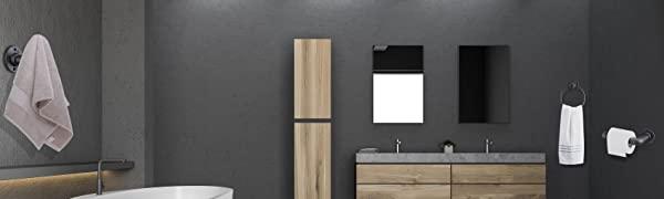193ec4e8 4269 40d0 81df 3bac68a49fc0.  CR0,5,3400,1020 PT0 SX600 V1    - Industrial Pipe Towel Rings Iron Old Towel Ring Holder for Bathroom, Black