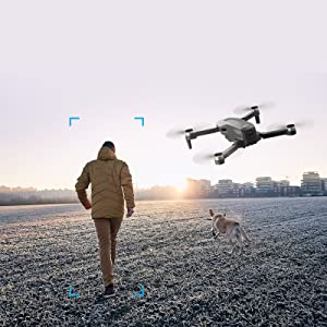 24dd4cbe dec7 4a52 a251 a20d151e202e.  CR0,0,800,800 PT0 SX300 V1    - 4DRC F4 GPS Drone with 4K Camera for Adults,2-Axis gimbal Anti-shake Camera HD FPV Live Video,Brushless Motor RC Quadcopter, Auto Return,Follow Me,Waypoint Fly,Headless Mode,Carrying Case