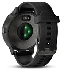 314mjIsmtSL. AC  - Garmin 010-01769-11 Vívoactive 3, GPS Smartwatch Contactless Payments Built-In Sports Apps, Black/Slate