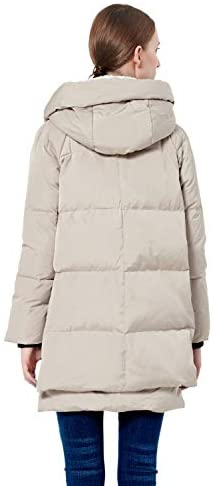 317xbEnPVaL. AC  - Orolay Women's Thickened Down Jacket