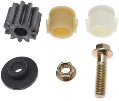 31IUsrjl+QS. AC  - Steering Sector Pinion Gear 19 Tooth for John Deere for LA100 LA102 LA105 LA115 LA125 LA130 LA135 LA140 LA145 LA150 LA155 LA165 LA175 Lawn Mower Tractors Replace GX21924BLE GX20053 GX20054 GX21994