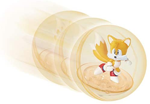 31Ty5O2VjwL. AC  - Sonic The Hedgehog Sonic Booster Sphere Tails Action Figure