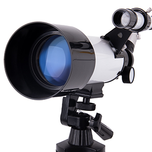 32e521c3 217f 4961 9d8f ed9a3ec1e074.  CR0,0,300,300 PT0 SX300 V1    - LUXUN Telescope for Astronomy Beginners Kids Adults, 70mm Aperture 400mm Astronomical Refracting Portable Telescope - Travel Telescope with Phone Adapter Carry Bag