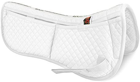 41+jOuFsfAL. AC  - ECP Equine Comfort Products Correction Half Saddle Pad