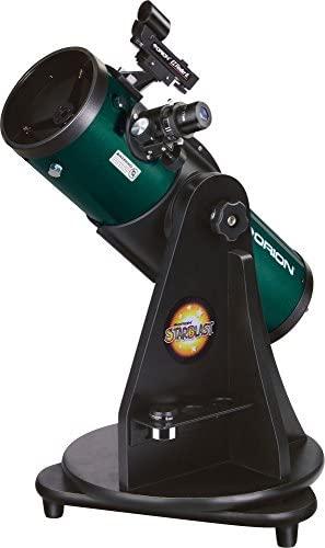 41H8mMc PTL. AC  - Orion 10015 StarBlast 4.5 Astro Reflector Telescope (Teal)