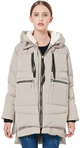 41iVuxcHHML. AC  - Orolay Women's Thickened Down Jacket