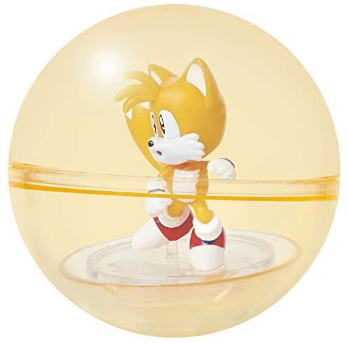 41oXWkqKcAL. AC  - Sonic The Hedgehog Sonic Booster Sphere Tails Action Figure