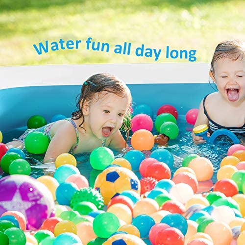 51FjMUL+UOL. AC  - PERLECARE Inflatable Pool, Swimming Pool for Kiddie, Kids, Adults, Toddlers, 95'' x 56'' x 22'' Backyard/Garden/Outdoor Pool, Rectangular Full-Sized Family Lounge Blow-up Pool for Summer Water Party