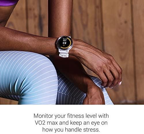 51o74Z7nj5L. AC  - Garmin 010-01769-11 Vívoactive 3, GPS Smartwatch Contactless Payments Built-In Sports Apps, Black/Slate