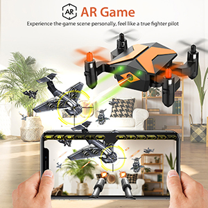 533cc4bd 20b4 47c2 8ad2 bc99270554c0.  CR0,0,300,300 PT0 SX300 V1    - Mini Drone with Camera for KidsBeginners, Foldable Pocket RC Quadcopterwith App Gravity Voice Control Trajectory Flight, FPV Video, Altitude Hold, Headless Mode, 360°Flip, Toys Gifts for Boys Girls
