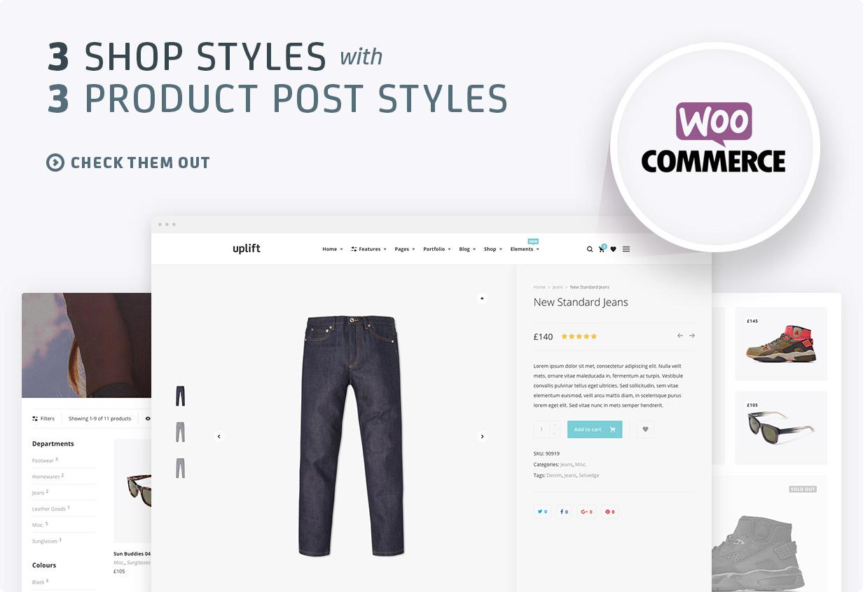 5 shop - Uplift - Responsive Multi-Purpose WordPress Theme