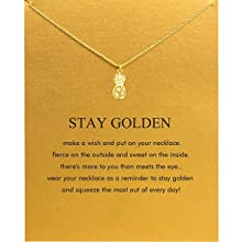 78a93efd 0303 431e b755 ee66bc06847a.  CR0,0,600,600 PT0 SX220 V1    - Baydurcan Friendship Anchor Compass Necklace Good Luck Elephant Pendant Chain Necklace with Message Card Gift Card
