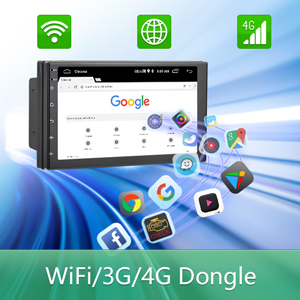 8f63cc3b ceb4 4aff 9d75 70a694b3a41e.  CR0,0,300,300 PT0 SX300 V1    - Double Din Android Car Stereo with GPS 7 Inch Touch Screen Car Radio Bluetooth Supports Mirror Link for iOS/Android Phones WiFi Connect + Backup Camera