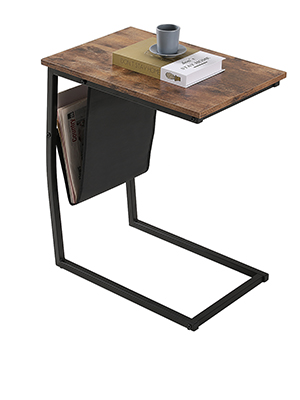 92052637 dfb7 4797 813e 11fed6a501c9.  CR0,0,300,400 PT0 SX300 V1    - Bonzy Home Snack Side Table with Storage C Shaped End Table for Sofa Couch,Living Room,Bedroom & Small Spaces