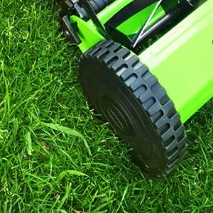 94612829 feb1 4f78 97ba 2b29cae3b52d.  CR0,0,300,300 PT0 SX300 V1    - Olenyer 16-Inch Quiet Cut Push Reel Lawn Mower with 5-Blade Push Reel,Green