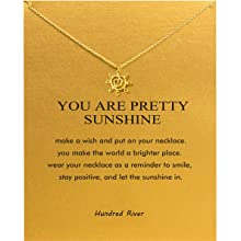 a734d12f 0b70 41d1 9dde 1e8979d2fce9.  CR0,0,1188,1188 PT0 SX220 V1    - Baydurcan Friendship Anchor Compass Necklace Good Luck Elephant Pendant Chain Necklace with Message Card Gift Card