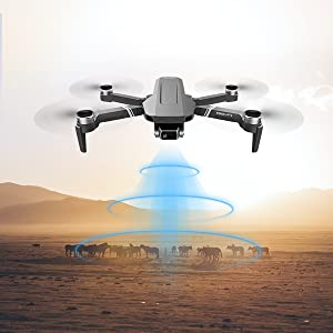 b48d9531 702f 4d09 a972 5a923f21bf21.  CR0,0,600,600 PT0 SX300 V1    - 4DRC F4 GPS Drone with 4K Camera for Adults,2-Axis gimbal Anti-shake Camera HD FPV Live Video,Brushless Motor RC Quadcopter, Auto Return,Follow Me,Waypoint Fly,Headless Mode,Carrying Case