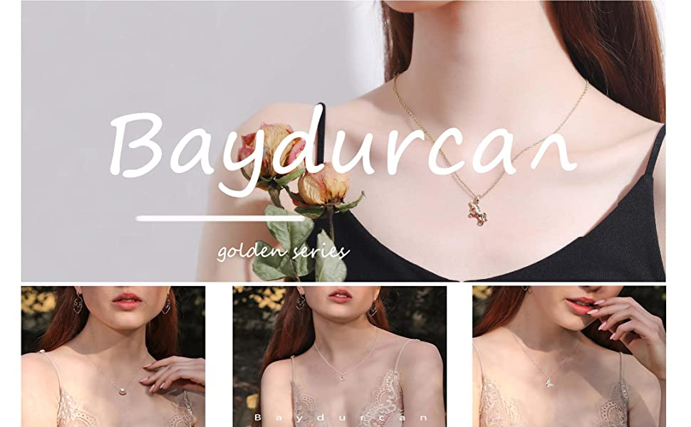cea61b75 9aa6 424b b49e 953d9cbf6ad7.  CR42,0,2173,1344 PT0 SX970 V1    - Baydurcan Friendship Anchor Compass Necklace Good Luck Elephant Pendant Chain Necklace with Message Card Gift Card