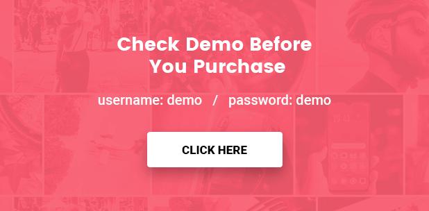 classima demo - Classima – Classified Ads WordPress Theme