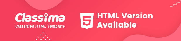 classima html version - Classima – Classified Ads WordPress Theme